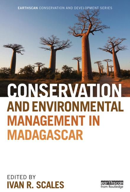 Cover of Scales 2014 Conservation and Environmental Management in Madagascar