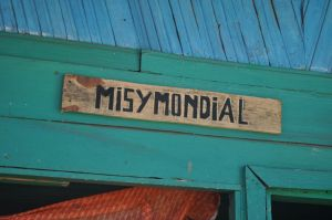 Misy Mondiale!  Even in CR Tsarasambo