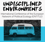 announcement for Entitle conference Undisciplined Environments